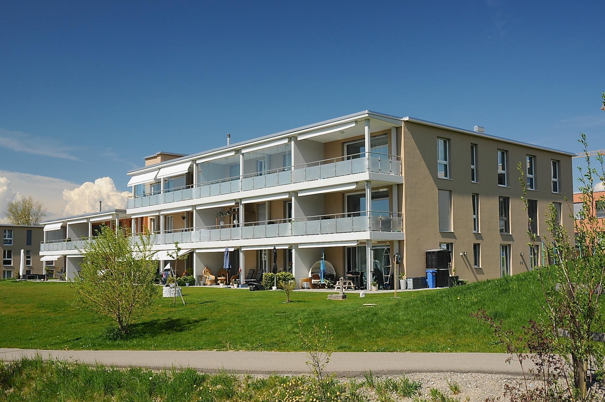 4.5 Zimmerwohnung in Frauenfeld